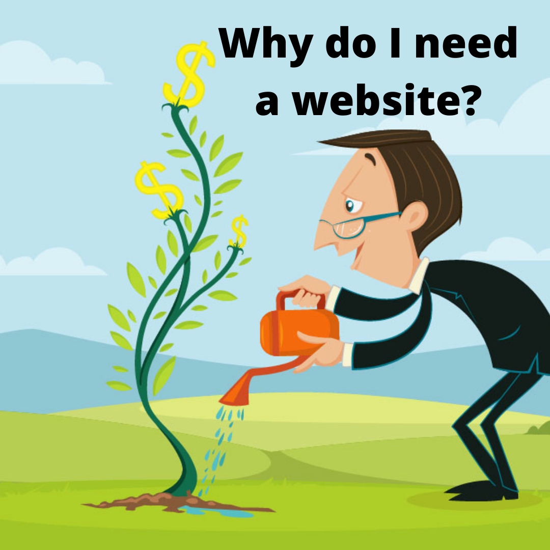 (English) Can You Have a Business Without a Website?